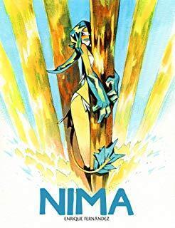 Couverture du livre : Nima