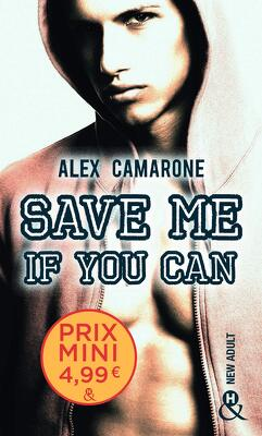 Couverture de Save Me if You Can