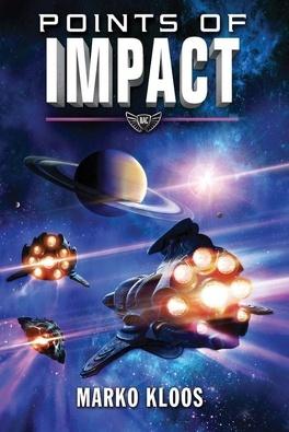 Couverture du livre : Frontlines, Tome 6 : Points of Impact