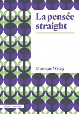 Couverture du livre : la pensée straight