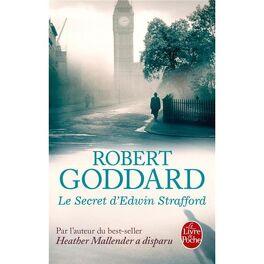 Couverture du livre : Le secret d'Edwin Strafford
