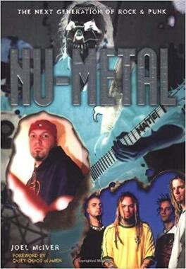 Couverture du livre : Nu-Metal: The Next Generation of Rock and Punk