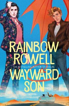 Couverture du livre : Simon Snow, Tome 2 : Wayward Son