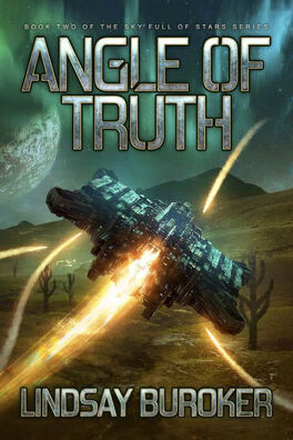 Couverture du livre : Sky Full of Stars, Tome 2 : Angle of Truth