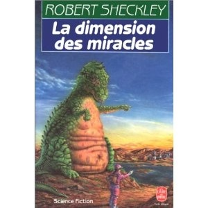 Couverture de La dimension des miracles