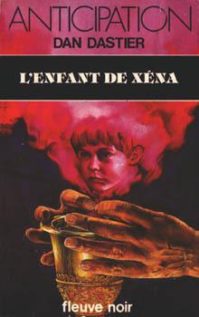 Couverture du livre : FNA -1096- L'Enfant de Xéna
