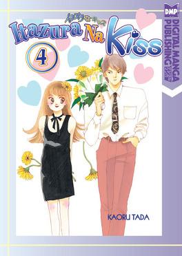 Couverture du livre : itazura na kiss tome 4