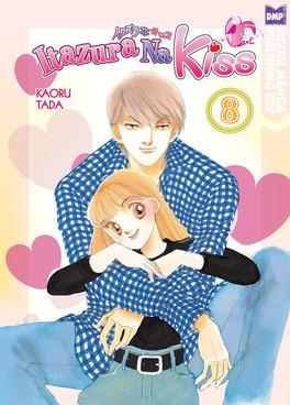 Couverture du livre : itazura na kiss tome 8