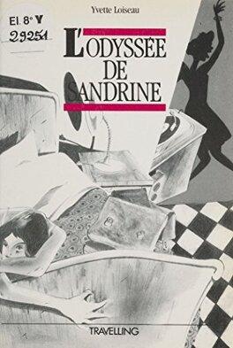 Couverture du livre : L'odyssée de sandrine