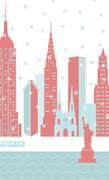 Coup de foudre à Manhattan, Tome 3.5 : A New York Christmas Fairy Tale
