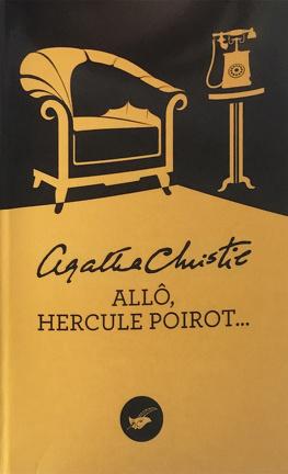 Couverture du livre : Allô, Hercule Poirot