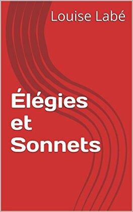 Couverture du livre : Elégies et sonnets