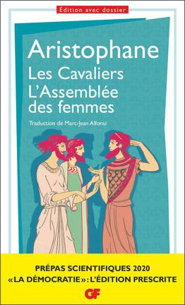 Couverture du livre : Les Cavaliers / L'Assemblée des femmes