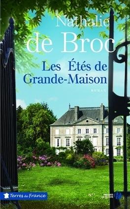 Couverture du livre : Les étés de Grande-Maison