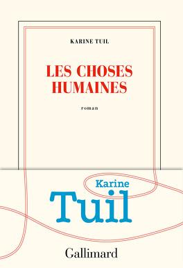 Couverture du livre : Les Choses humaines