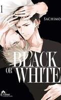 Black or White, Tome 1