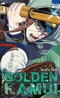 Golden Kamui, Tome 15