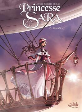 Couverture du livre : Princesse Sara, Tome 12 : Coupable!
