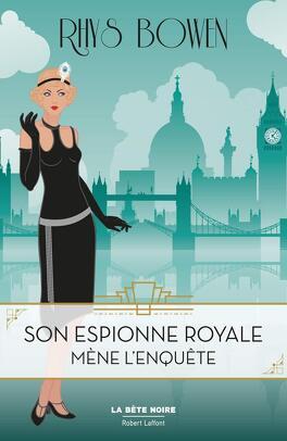 Couverture du livre : Son espionne royale mène l'enquête