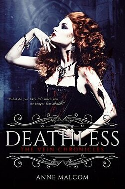 Couverture de The Vein Chronicles, Tome 2 : Deathless