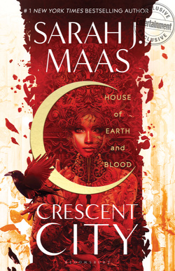 Couverture de Crescent City, Tome 1 : House of Earth and Blood