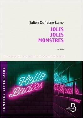 Couverture du livre : Jolis Jolis Monstres