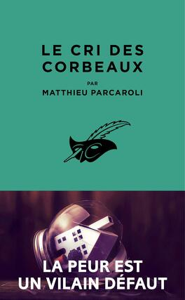 Couverture du livre : Le Cri des corbeaux