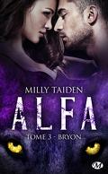 A.L.F.A., Tome 3 : Bryon