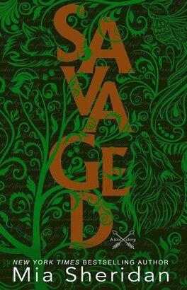 Couverture du livre : SAVAGED