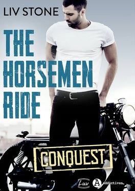 Couverture du livre : The Horsemen Ride – Conquest