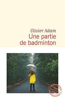 Couverture du livre : Une partie de badminton