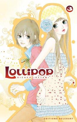 Couverture du livre : Lollipop, Tome 3
