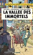 Blake et Mortimer, Tome 25 : La Vallée des immortels (1) – Menace sur Hong Kong