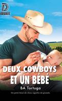 Deux cowboys et un bébé