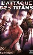 L'Attaque des Titans, Tome 28