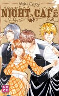 Night Café - My sweet knights, tome 3