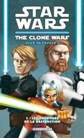 Star Wars : The Clone Wars Aventures, Tome 1 : Les Chantiers de la destruction