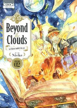 Couverture du livre : Beyond the Clouds, Tome 2