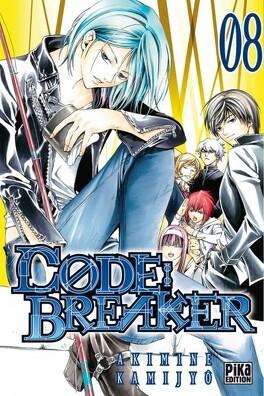 Couverture du livre : Code : Breaker, Tome 8