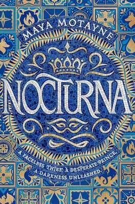 Couverture du livre : Nocturna
