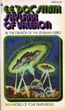 Couverture du livre : Skylark, Tome 3 : Skylark of Valeron