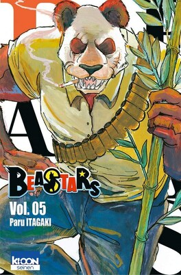 Couverture du livre : Beastars, Tome 5