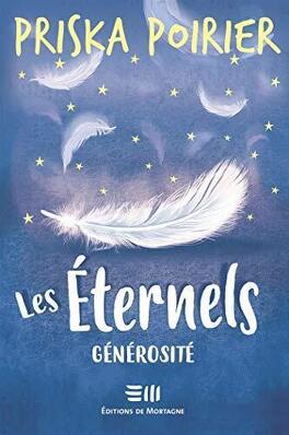 Couverture du livre : Les Éternels, Tome 4 : Générosité