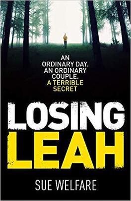 Couverture du livre : Losing Leah