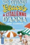couverture Les divines glaces à l'italienne d'Anna