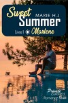 couverture Sweet Summer, Tome 1 : Marlone