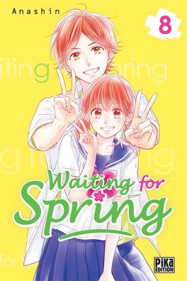 Couverture du livre : Waiting for Spring, Tome 8