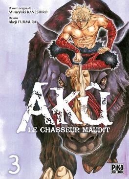 Couverture du livre : Akû, le chasseur maudit, Tome 3