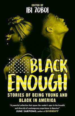 Couverture du livre : Black Enough