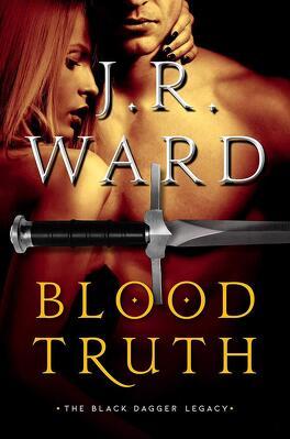 Couverture du livre : L'Héritage de la dague noire, Tome 4 : Blood Truth